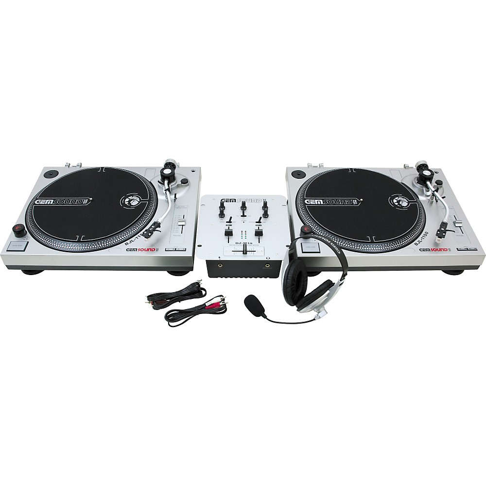 Gem Sound SK-15 DJ Mix Kit
