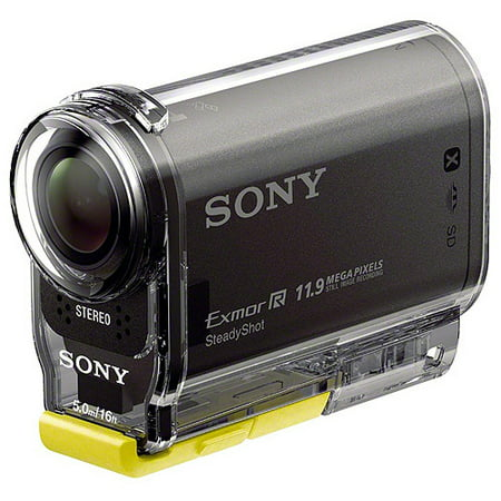 High Sensitivity B/w Camera - Sony AS30V High Definition POV Action Video Camera HDR-AS30V