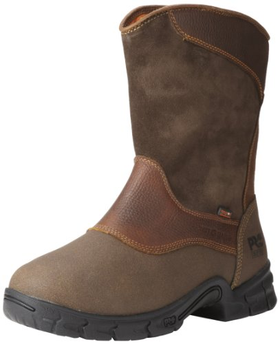 Timberland PRO Men's Excave Met Wellington Work Boot,Brown Tumbled,8 M US by Timberland PRO