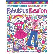 Design Originals Notebook Doodles Fabulous Fashion
