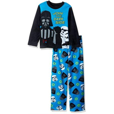 1794549a3 Star Wars Boys  Darth Vader 2-Piece Fleece Pajama Set