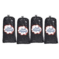 Just Popped Solar Eclipse Party Black Colored Party Popcorn 4-Pack (72 Cups Per Case)