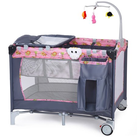 Stainless Steel Bassinet (GHP 40