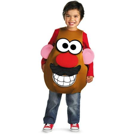 mr potato head deluxe toddler halloween costume