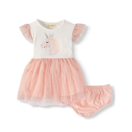 Designer Girls Dresses Sale (Btween Baby Girl Critter Tutu)