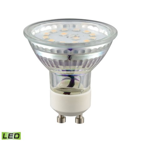 Bulb GU10 Dimmable LED (7-Watt, 600 Lumens, 3000K, 80 CRI, 120