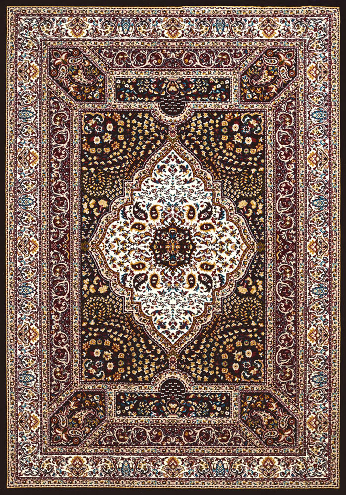 Designer Home Treasures Area Rugs 1900 01164 Traditional
