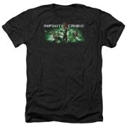 Infinite Crisis Ic Green Mens Heather Shirt