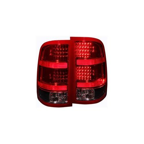 Anzo 311090 GMC Sierra 1500-2500-3500 07-13 LED Tail Ligh...