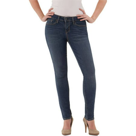 Signature by Levi Strauss; Co.;; Women's Modern Skinny Jeans