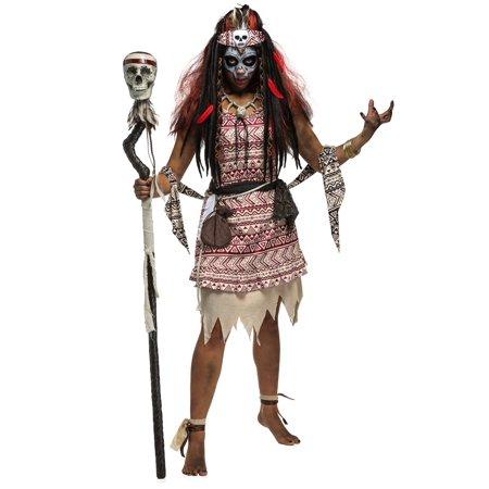 Voodoo Witch Women's Costume