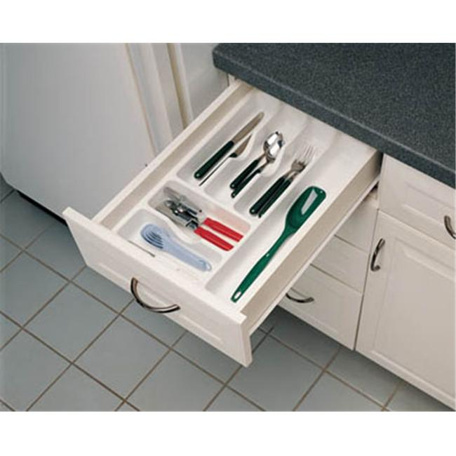 Rev-A-Shelf RSCT.2A.20 14.25 in. Cutlery Trays-Almond