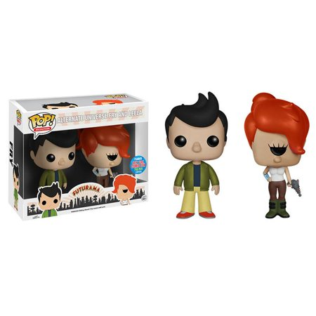 Fry From Futurama (Funko Futurama POP! Animation Alternate Universe Fry & Leela Exclusive Vinyl Figure)