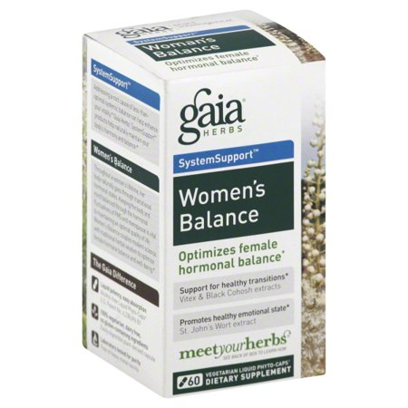 Gaia Herbs Gaia SystemSupport Women's Balance, 60