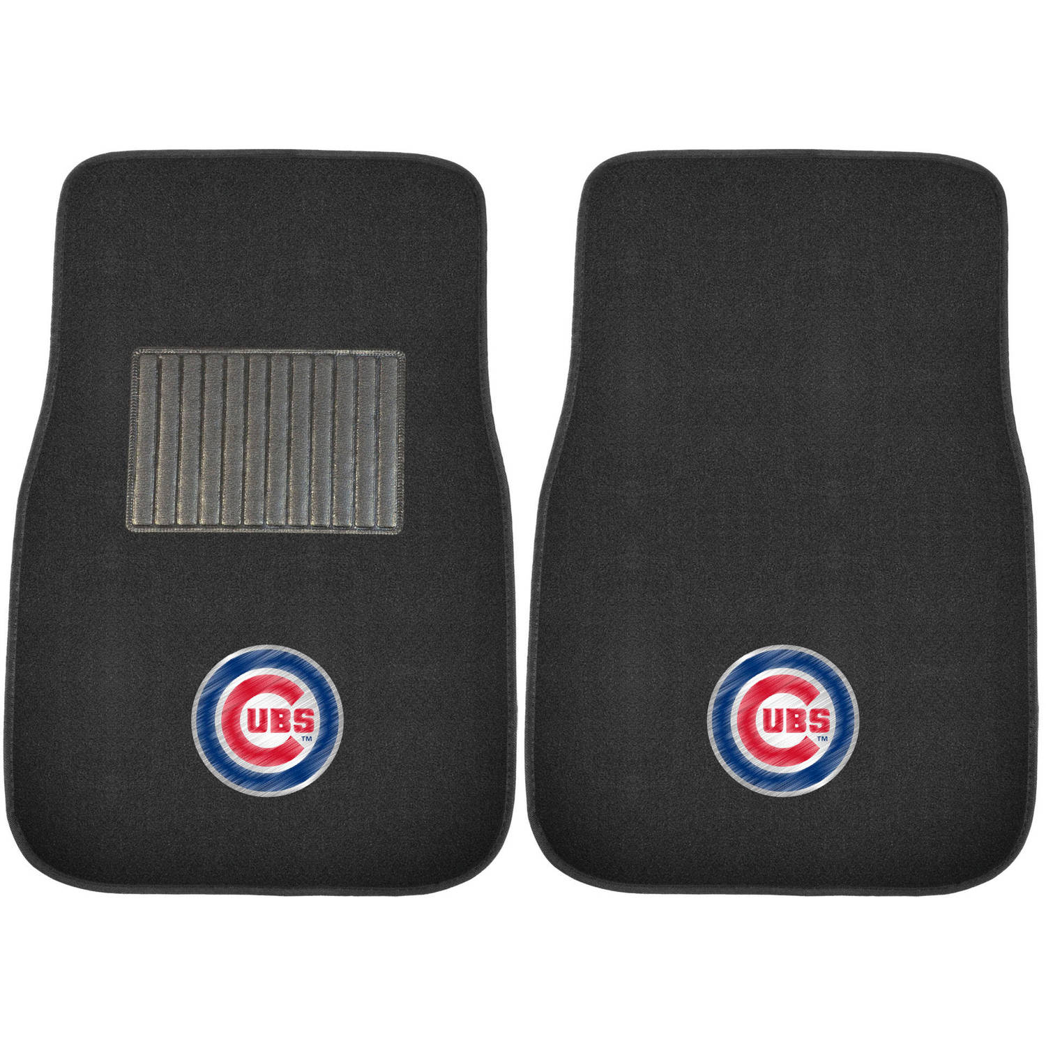 MLB Chicago Cubs Embroidered Car Mats
