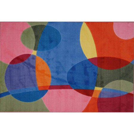 Fun Rugs Groovy Dots Kids Rugs (Groovy Love Child)