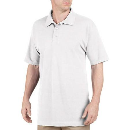 Genuine Dickies Big Mens Short Sleeve Pique Knit Polo Shirt