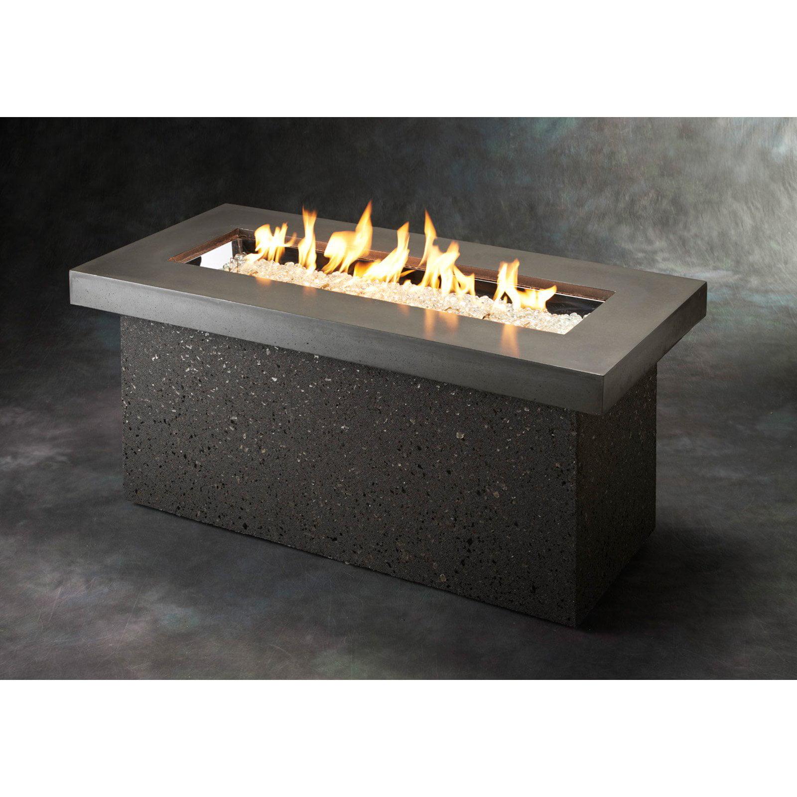 Outdoor GreatRoom Key Largo 54 In. Fire Table   Walmart.com