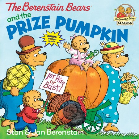The Berenstain Bears and the Prize Pumpkin (Paperback) (The History Of Halloween Pumpkins)