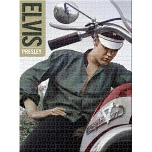 Elvis Bike 1000 Piece Jigsaw Puzzle