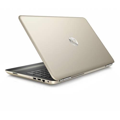 "hp pavilion 15 au030wm 15.6"" manhattan gold laptop, touch"
