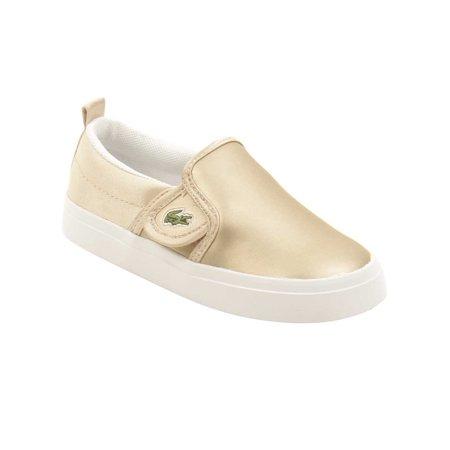 Lacoste Infant Gazon 218 1 Sneaker (Lacoste Baby Sneakers)