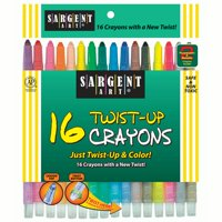 16 CT TWIST UP CRAYON