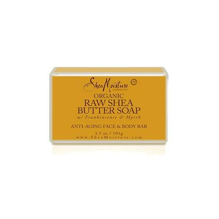 Wash Raw Fleece (SheaMoisture Raw Shea Face Wash, 3.5 Oz)