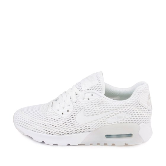 new style 6c8e1 45253 Nike Womens Air Max 90 Ultra BR White Pure Platinum 725061-104 Style Name   W Air Max 90 Ultra BR Color  White Pure Platinum Condition  New with box