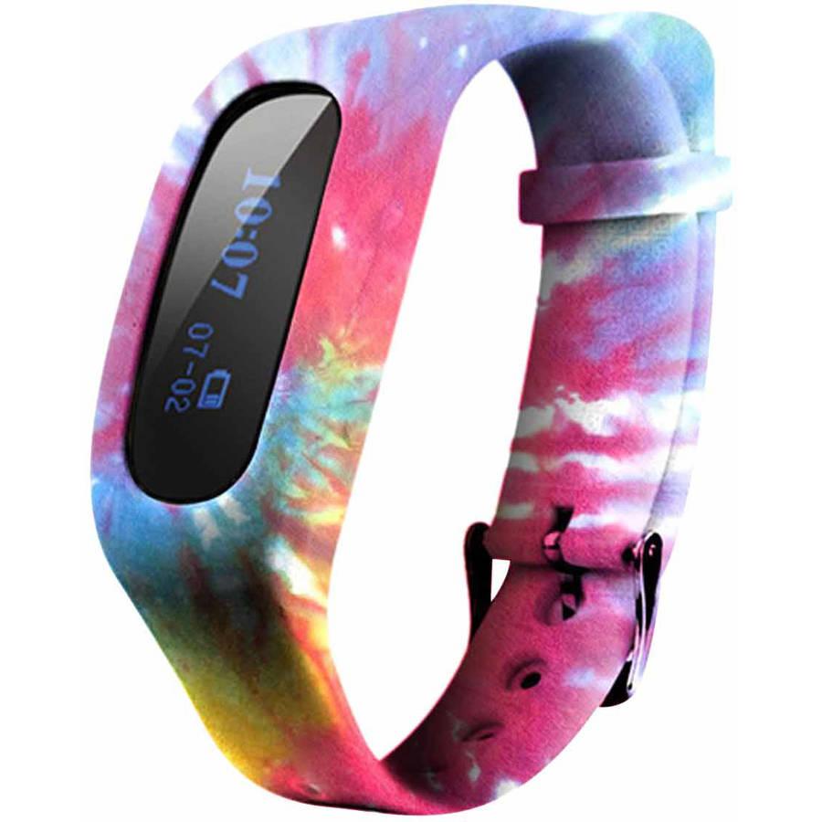 Zenixx Tie Dyed Activity Tracker 2 by Zenixx
