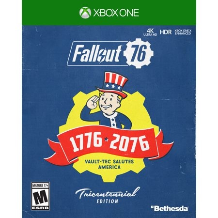 Fallout 76 Tricentennial Edition, Bethesda, Xbox