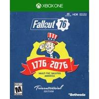 Fallout 76 Tricentennial Edition, Bethesda, Xbox One