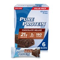 Pure Protein Chocolate Deluxe, 50 gram, 6 count Multipack
