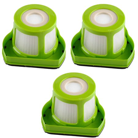 3 Filter for Bissell Pet Hair Eraser Hand Vac 1608653 & 1608654