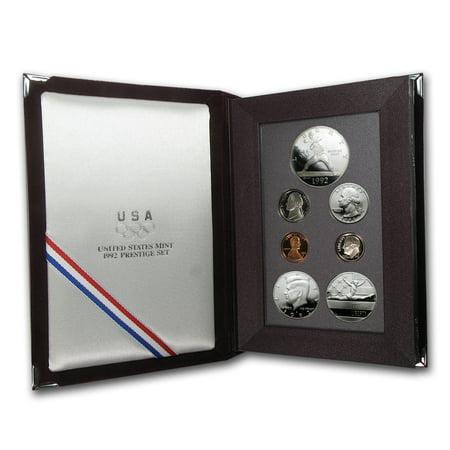 1979 Us Mint Set - 1992 U.S. Mint Prestige Set