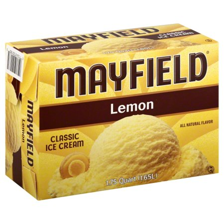 Dean Foods Mayfield Ice Cream, 1 75 qt