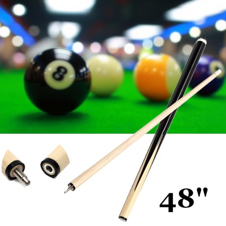 48'' 2-Piece Hardwood Billiard / Sport Pool House Cue Stick Joint Snooker 52 Pool Cue Stick