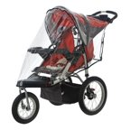 Jeep - Jogging Stroller Weather Shield - Walmart.com
