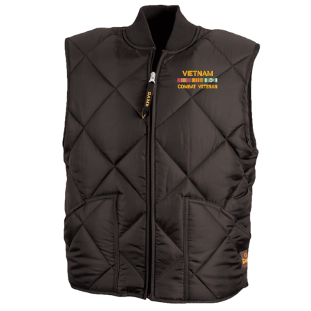 Vietnam Combat Veteran Game Sportswear Finest Vest