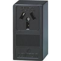 LEVITON 5050 Single-Surface Range Receptacle, 3 Wire, 5050