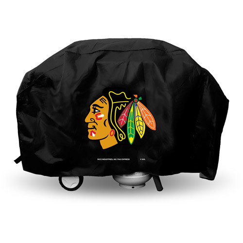 Rico Industries NHL Economy Grill Cover, Chicago Blackhawks