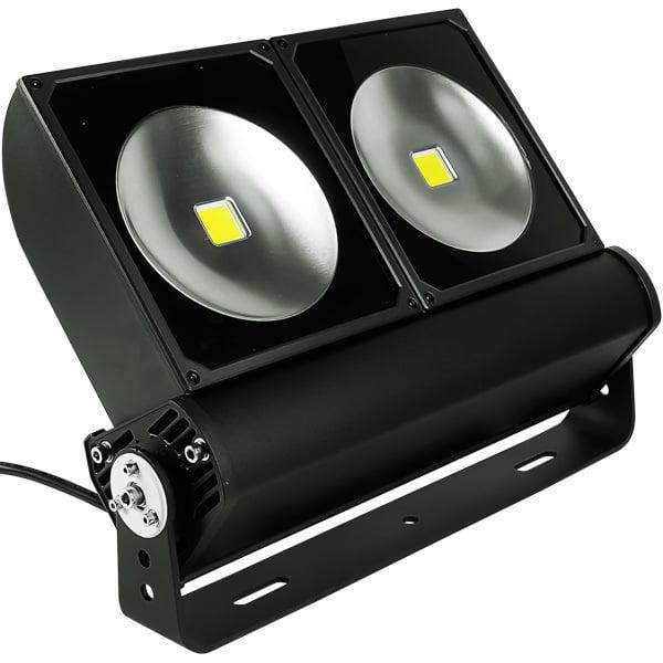 200W LED Flood, 19,600 Lumens, 750W Metal Halide Equivale...