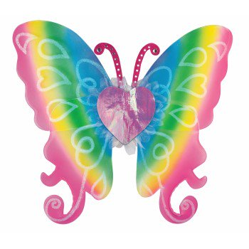 RAINBOW FAIRY WINGS - Rainbow Fairy Wings