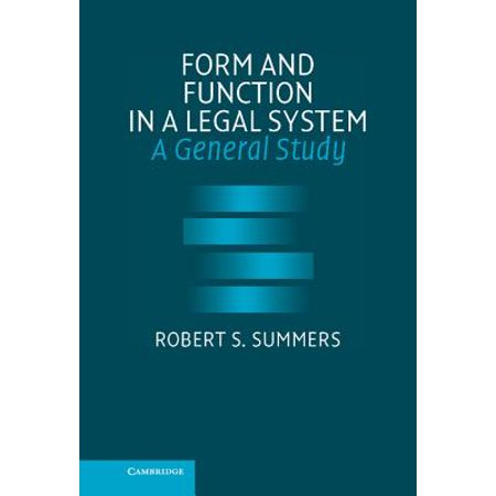 Form and Function in a Legal - Function System