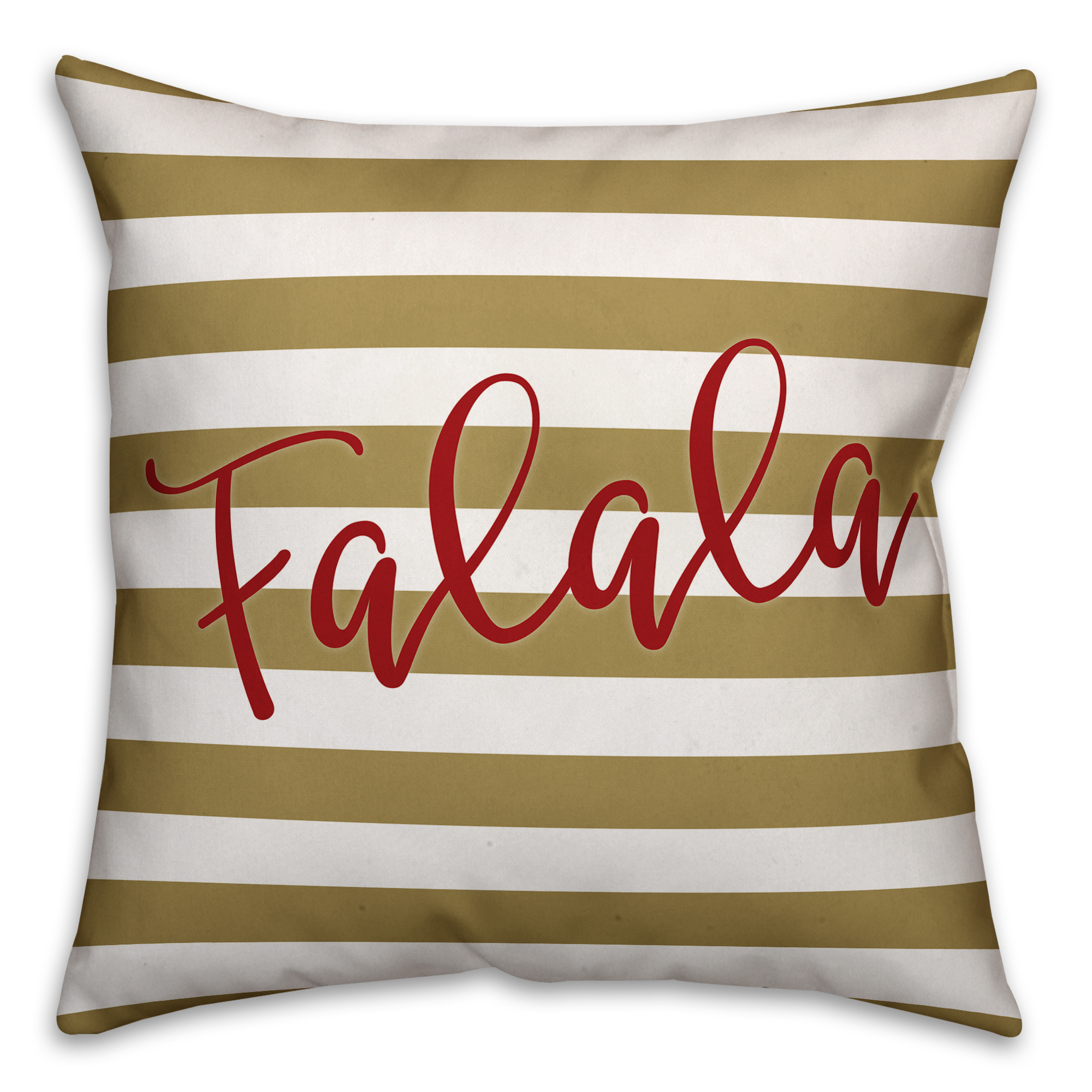 Falala 18x18 Spun Poly Pillow