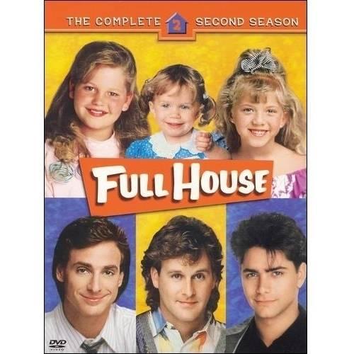 Full House: The Complete Second Season (Full Frame)