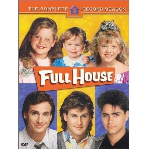 Full House: The Complete Second Season (Full Frame)