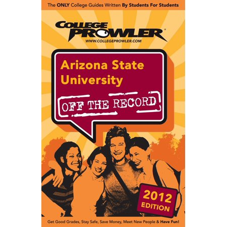Arizona State University 2012 - eBook