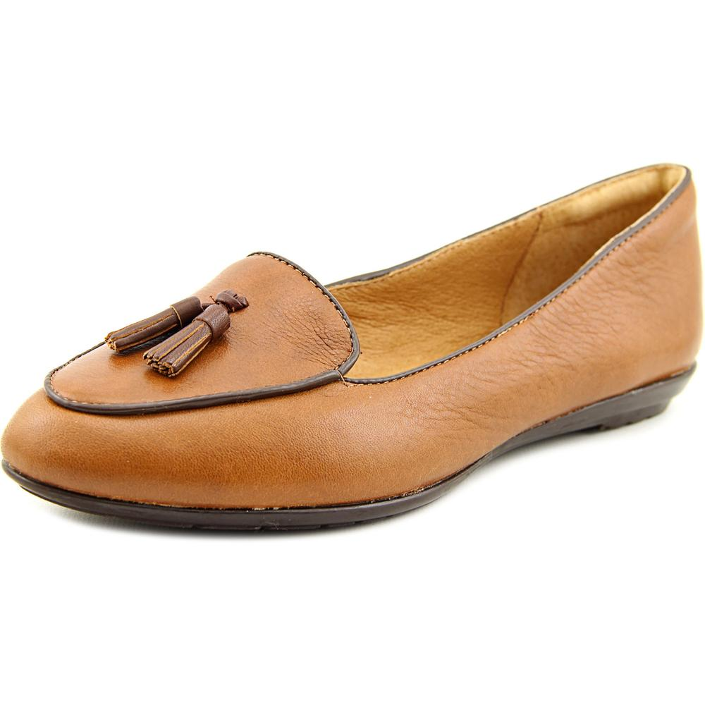 Sofft Bryce Apron Toe Leather Loafer by Sofft