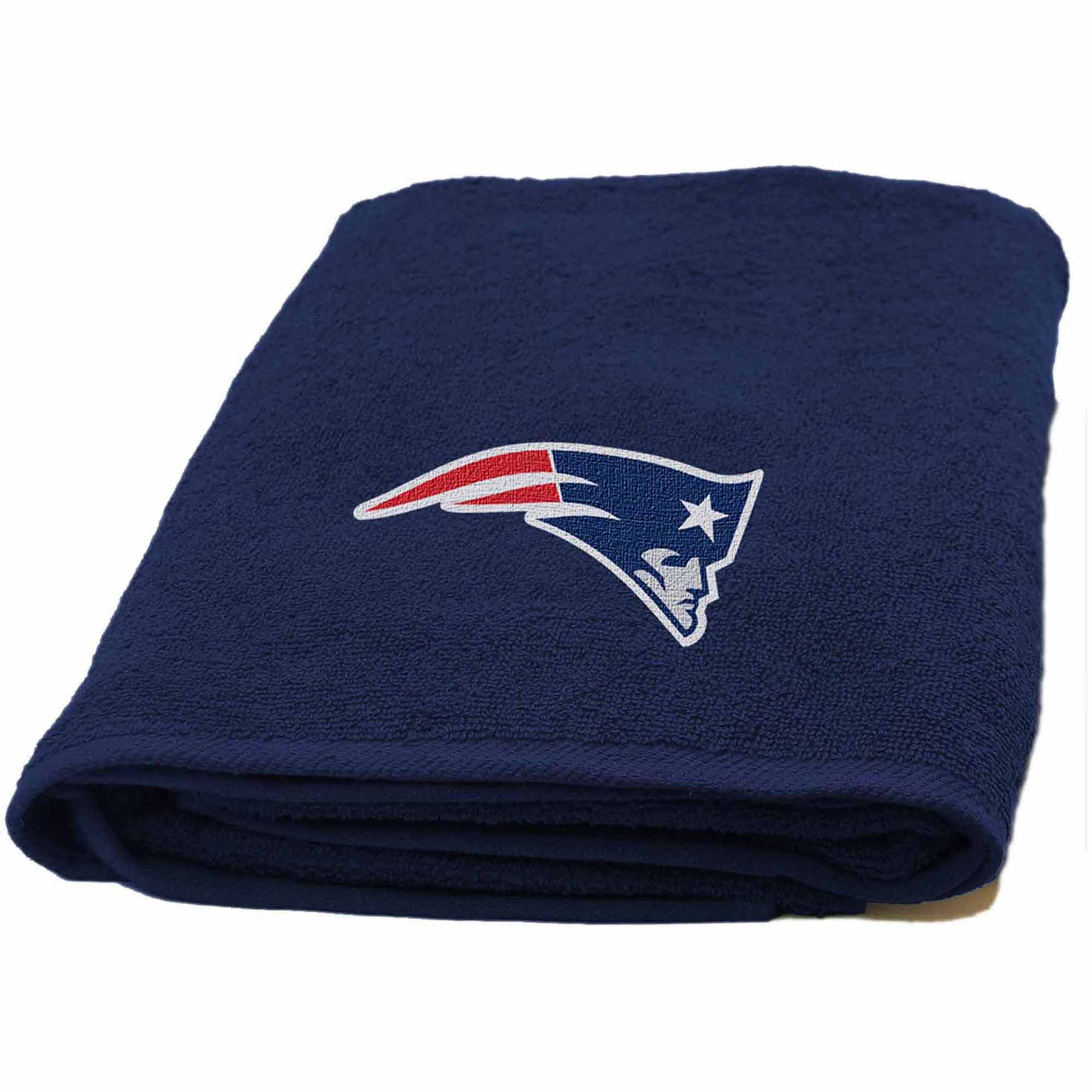 NFL New England Patriots Decorative Bath Collection - Bath Towel